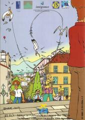 Verso de Ambre & Arno (Une aventure de) -2- Partition pour un sourd