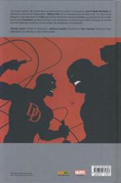 Verso de Daredevil Legacy -1- Fisk : Le Maire