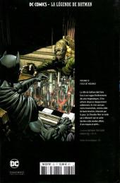 Verso de DC Comics - La légende de Batman -3263- Cycle de violence