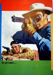 Verso de Lone Ranger (The) (Gold Key - 1964) -1- The Story of the Lone Ranger