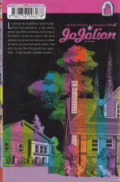 Verso de Jojo's Bizarre Adventure - Jojolion -11- Les jumeaux arrivent en ville