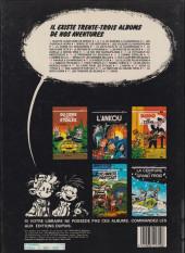 Verso de Spirou et Fantasio -23a1984- Tora Torapa