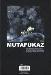 Verso de Mutafukaz -1a- Dark meat city