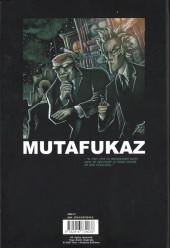 Verso de Mutafukaz -2a- Troublants trous noirs