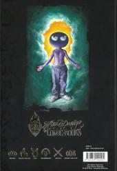 Verso de Mutafukaz -3a- Révélations