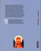 Verso de Histoire dessinée de la France -3- Pax Romana ! - D'Auguste à Attila
