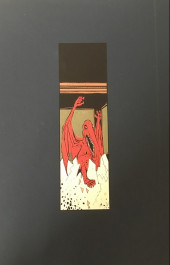 Verso de Adèle Blanc-Sec (Les Aventures Extraordinaires d') -1TL- Adèle et la bête
