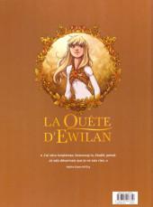 Verso de La quête d'Ewilan -6- Merwyn Ril'Avalon