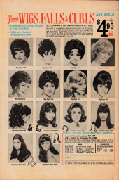 Verso de Girls' Romances (1950) -158- Girls' Romances #158