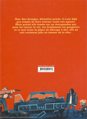Verso de Ava Granger -1- Commando Commanda