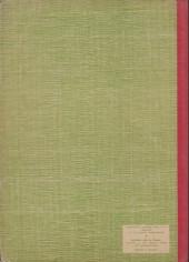 Verso de (Recueil) Spirou (Album du journal) -69'- Spirou album du journal