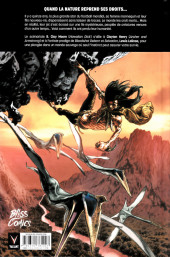 Verso de Savage (Valiant) - Savage