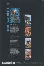 Verso de Justice League Rebirth -5- Héritage