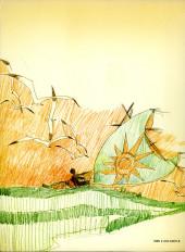 Verso de Corto Maltese -1a1977- La ballade de la mer salée