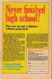 Verso de Teen Confessions (1959) -73- Teen Confessions #73