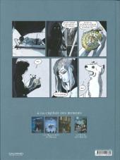 Verso de À la croisée des mondes -4- La Tour des Anges - 1