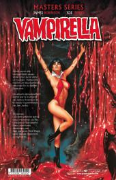 Verso de Vampirella Masters Series -4- James Robinson Joe Jusko