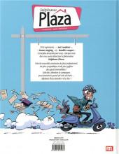 Verso de Stéphane Plaza - Profession : agent immobilier -2- L'amour est dans le prêt