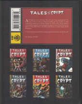 Verso de Tales from the Crypt (Akileos) -INT5- Volume 5