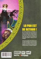 Verso de Big Trouble in Little China -2- Le retour de Lo Pan & comment Jack Burton devint Roi des Seigneurs de la Mort