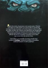 Verso de Carthago Adventures -INT/Cof- Intégrale