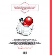 Verso de La vie en rouge (Lindingre/Houssin) - La vie en rouge