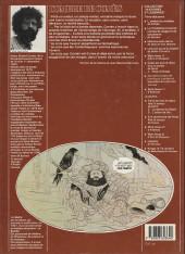Verso de L'ombre du corbeau - Tome a1984