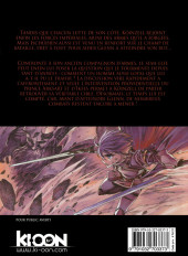 Verso de Übel Blatt -22- Tome 22
