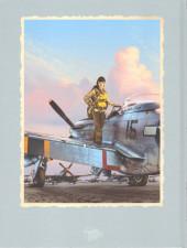 Verso de Angel Wings -5TL1- Black Sands