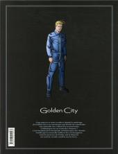 Verso de Golden City -INT4- Intégrale - Tomes 10 à 12