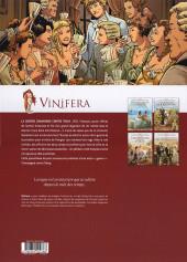 Verso de Vinifera -3- La guerre Champagne contre Tokay