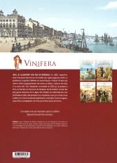 Verso de Vinifera -4- 1855 Le classement des vins de Bordeaux