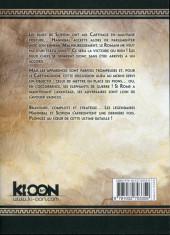 Verso de Ad Astra -13- Tome XIII