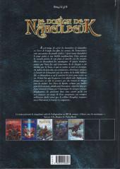 Verso de Le donjon de Naheulbeuk -23- Tome 23