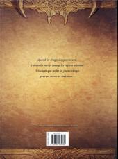 Verso de La geste des Chevaliers Dragons -INT06- Intégrale 6
