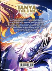 Verso de Tanya The Evil -5- Tome 5