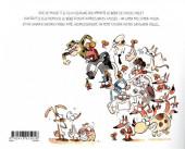 Verso de Un bébé à livrer - Tome b2018