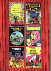 Verso de Tintin - Pastiches, parodies & pirates -ENG- Tintina and the omega-art