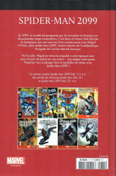 Verso de Marvel Comics : Le meilleur des Super-Héros - La collection (Hachette) -74- Spider-man 2099
