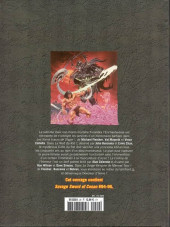 Verso de Savage Sword of Conan (The) - La Collection (Hachette) -29- Les nains tueurs de stygie !