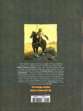 Verso de Savage Sword of Conan (The) (puis The Legend of Conan) - La Collection (Hachette) -28- La forêt des démons