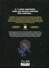 Verso de Star Wars (Delcourt / Disney) -8- Les Derniers Jedi