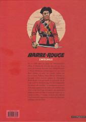 Verso de Barbe-Rouge (L'intégrale - Nouvelle édition) -12- L'Ombre du Démon