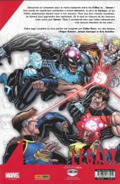 Verso de Marvel Legacy - X-Men (Marvel France - 2018) -5TL- Poison X