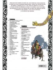 Verso de Thorgal -36ES- Aniel