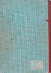 Verso de (Recueil) Spirou (Album du journal) -66'- Spirou album du journal