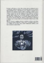 Verso de L'abominable Monsieur Seabrook - L'Abominable Monsieur Seabrook
