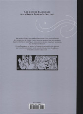 Verso de Les grands Classiques de la Bande Dessinée érotique - La Collection -6880- Iron Devil