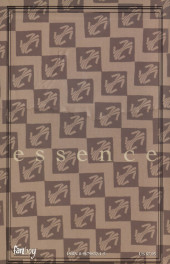 Verso de (AUT) Abe, Yoshitoshi - Essence - The Art of Yoshitoshi Abe