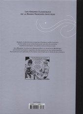 Verso de Les grands Classiques de la Bande Dessinée érotique - La Collection -6954- Magenta - tome 3